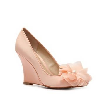 Shop Women's Shoes: Wedding Shop DSW this might be too peach, but