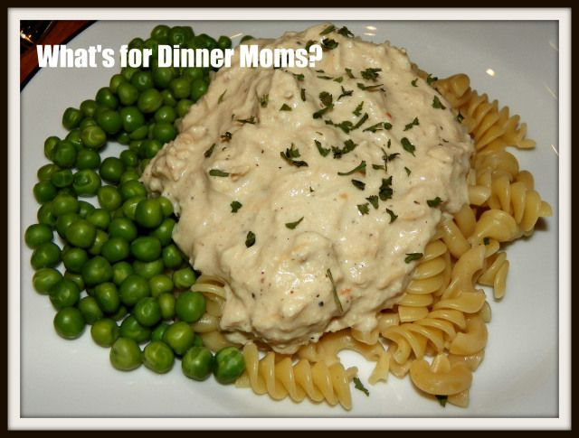 Slow Cooker Chicken Stroganoff | What's for Dinner Moms? Recipes I h ...