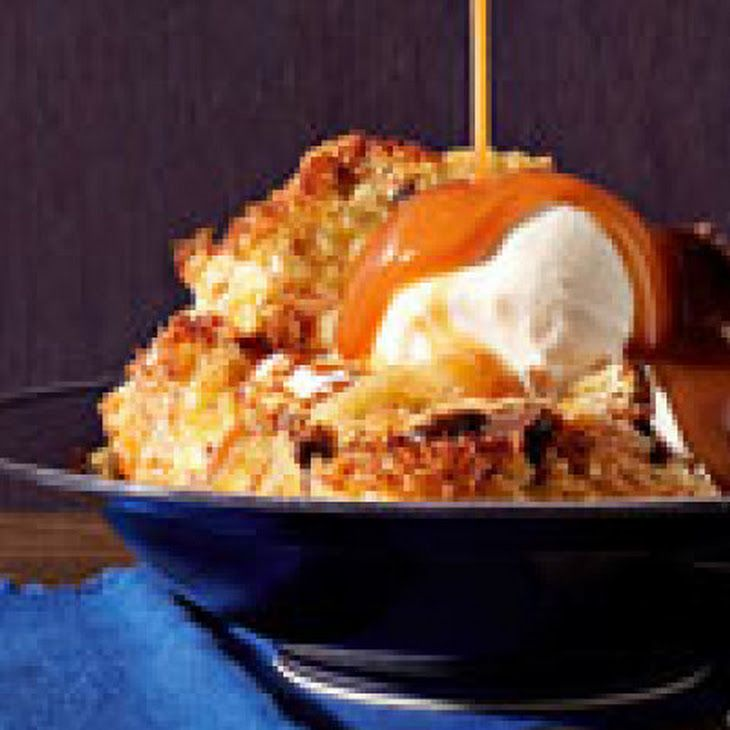 Caramel-Banana Bread Pudding | Banana all things | Pinterest