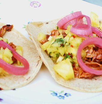 Smoked Chicken Tacos #smoking | Food | Pinterest