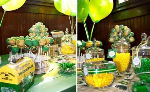 John Deere Landen Party Ideas Pinterest