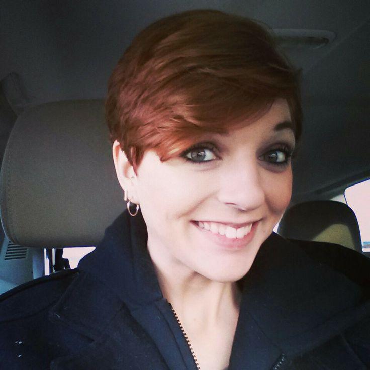 Short haircut | Hair!!! | Pinterest