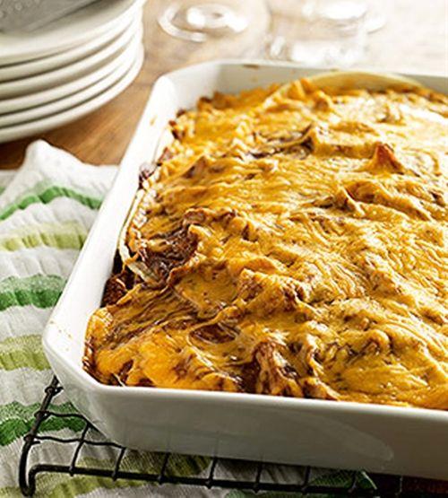 Chicken Enchilada Casserole | Main Dish | Pinterest