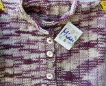 Casaquinho em tricot - Miau