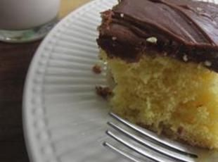 Sour Cream Chocolate Frosting | Cakes and Cupcakes | Pinterest