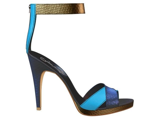 Custom made women's shoe designer - Shoes of Prey http://rover.ebay