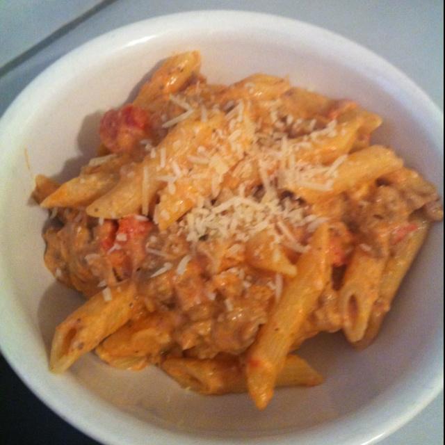 Four Cheese Pasta! | Donna | Pinterest
