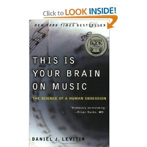 This Is Your Brain on Music, recommended by Alex Miller