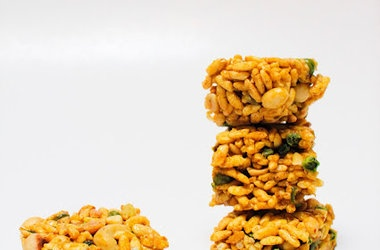 Indian Spiced Krispies