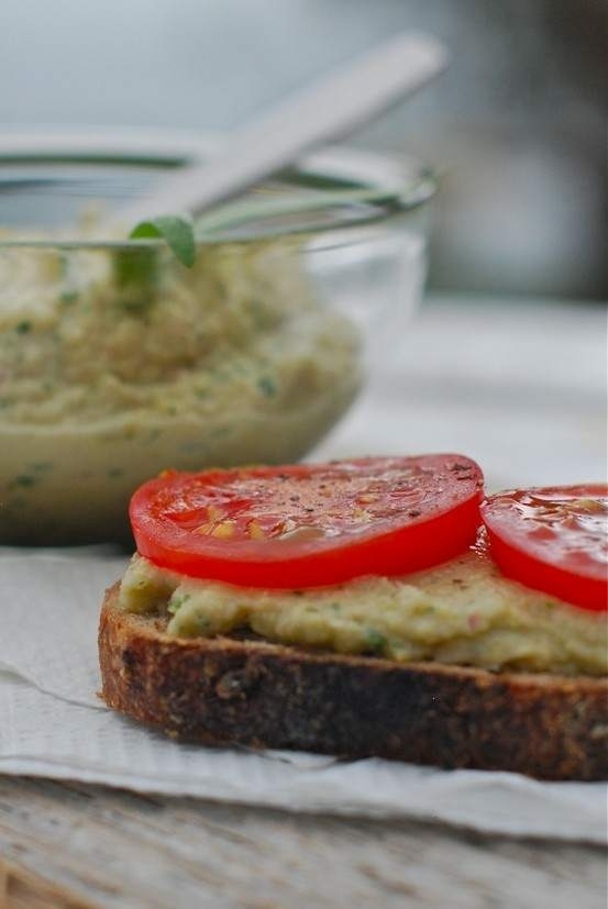 Artichoke And Cannellini Bean Spread | ME WANT!!!! | Pinterest