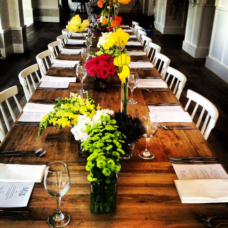 Watsons Bay Boutique Hotel Table Setting