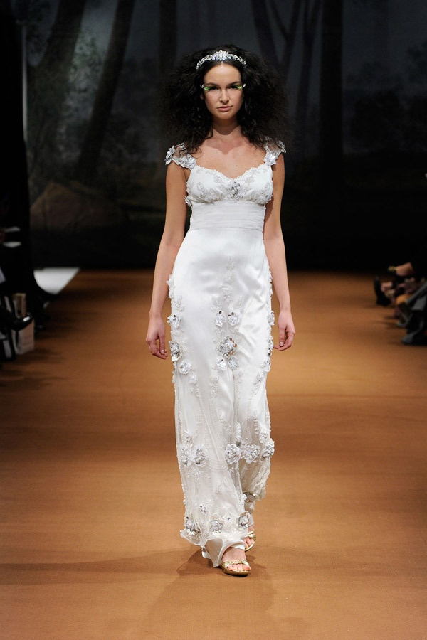 Claire Pettinone Misti | Wedding Gown Ideas | Pinterest