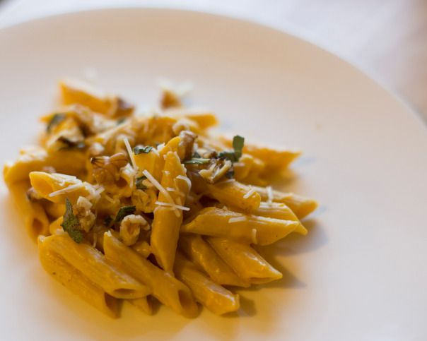 pasta pasta with butternut parmesan sauce butternut squash and sage ...