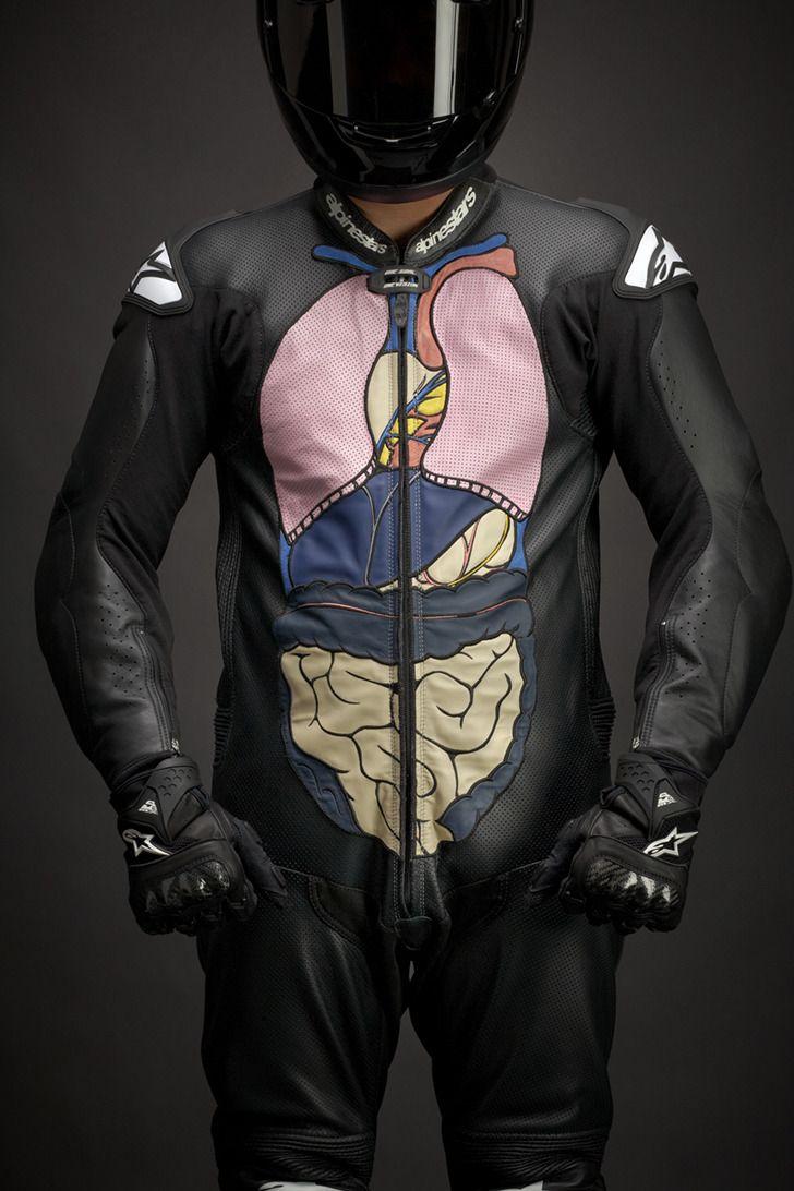 Anatomy Suit - DSC
