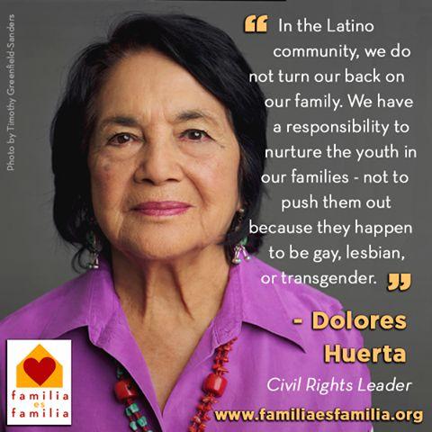 Dolores Huerta - Civil Rights Leader