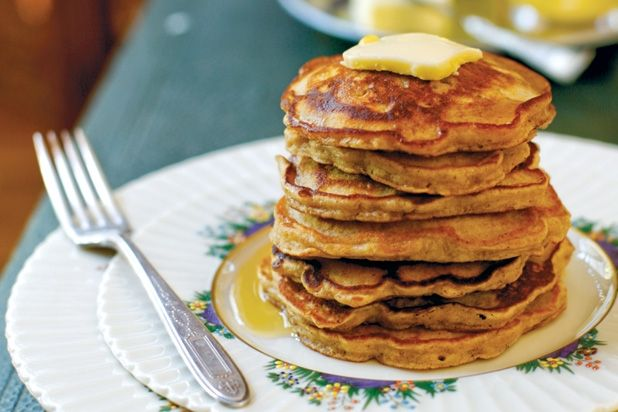 Must-Try Pancake Recipes — #5 Oatmeal Cookie Pancakes