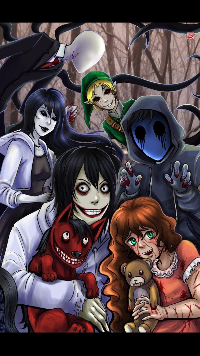 Creepypasta Family | Ctafts | Pinterest