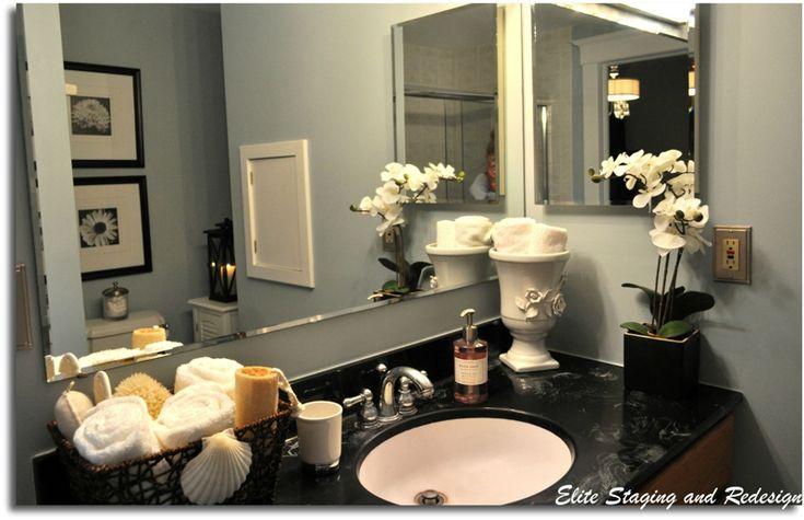 Bathroom beautiful decorating ideas i really like for Bathroom staging ideas