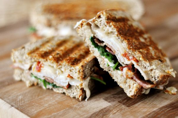 Mel's Kitchen Cafe | Smoked Turkey Club Panini