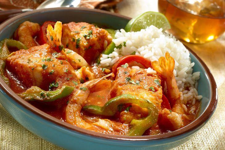 Brazilian Fish Stew | shrimp & fish dishes | Pinterest