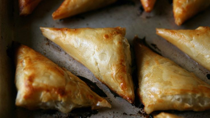 ... Borek combines rich lamb with tangy tart apple and pomegranate