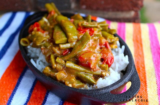 Green Bean Marsala | Meatless recipes | Pinterest