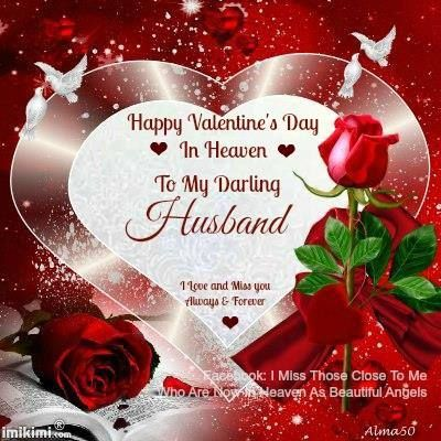 happy valentine husband