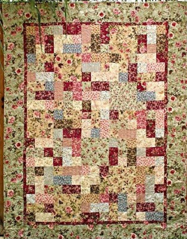 Quilting Patterns Instructions : Pin by Deb Gorecki on Quilts Pinterest