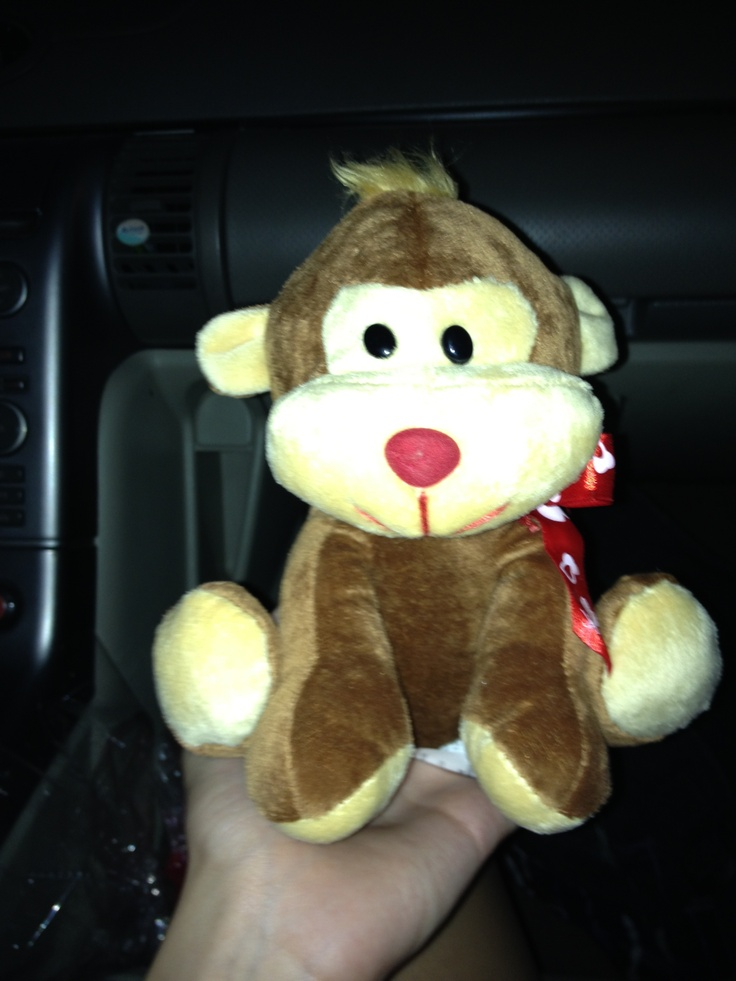 Claudio my valentine stuffed animal | stuffed animals | Pinterest