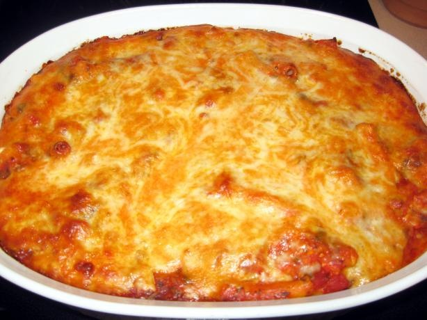 Baked Ziti from Cook's Illustrated | Recipe