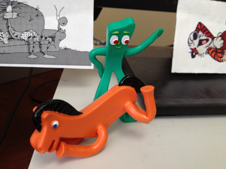 Pin Gumby-and-pokey-display-the-best-deal-original-w ...