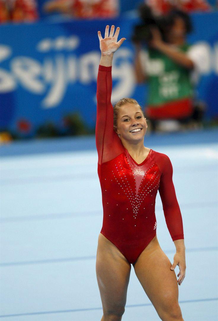cameltoe johnson Gymnast shawn