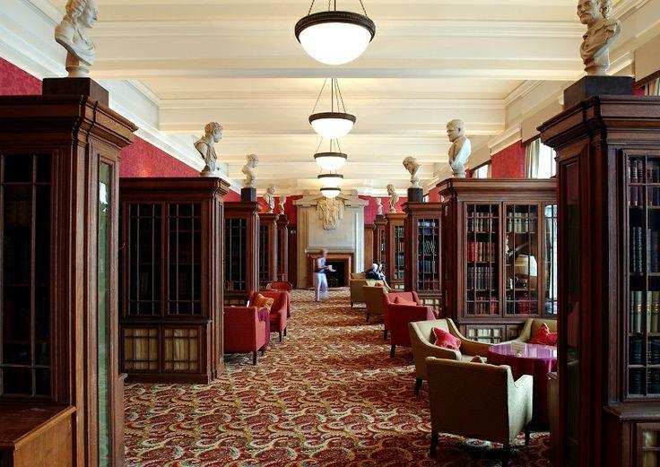 Marriott Hotel County Hall Afternoon Tea