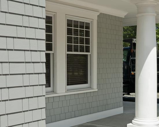 Exterior window molding ideas joy studio design gallery for Window design cement