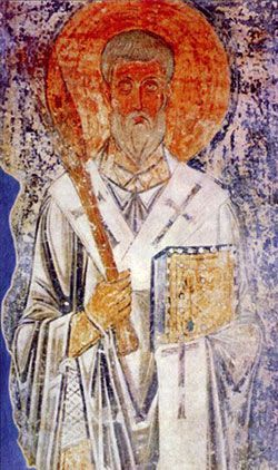 ST PHOCAS the Hieromartyr, Bishop of Sinope