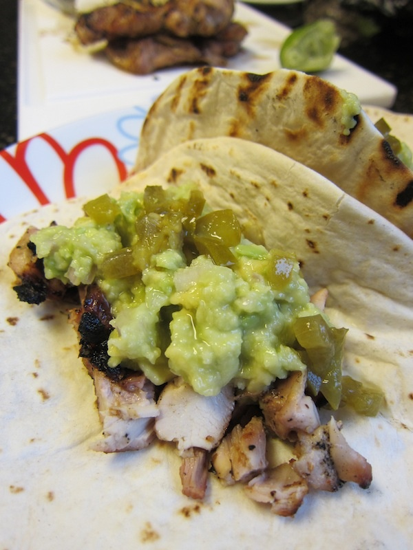 Beer Marinated Chicken Tacos | Curing,Smoking Meats, BBQ Sauces,Rubs ...