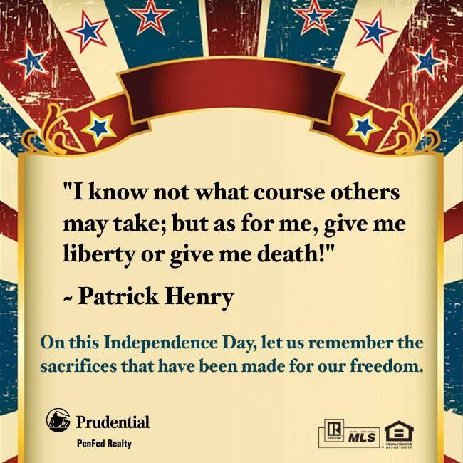 july 4th patriotic quotes