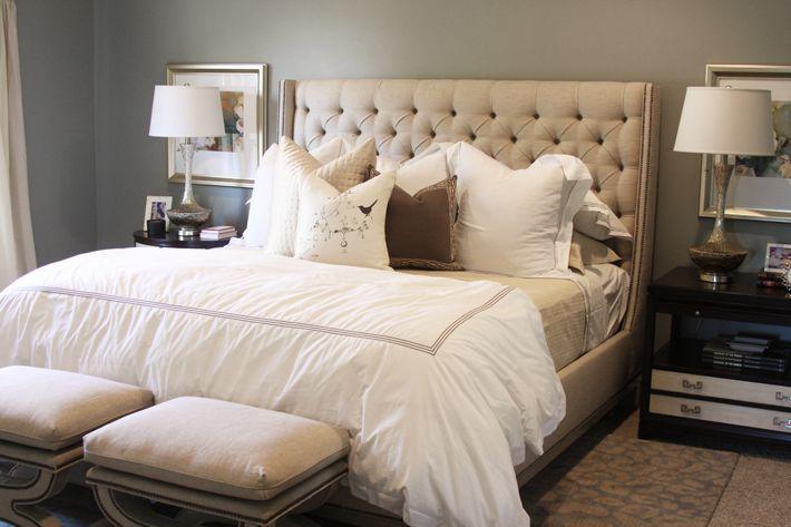 Farmington Model Home Master Bedroom B E D R O O M
