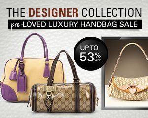 The Designer Collection: Pre-Loved Luxury Handbag Sale - When a design