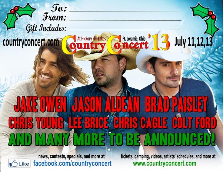 736 x 568 jpeg 225kB, Country Concert 2014   Bucket List   Pinterest