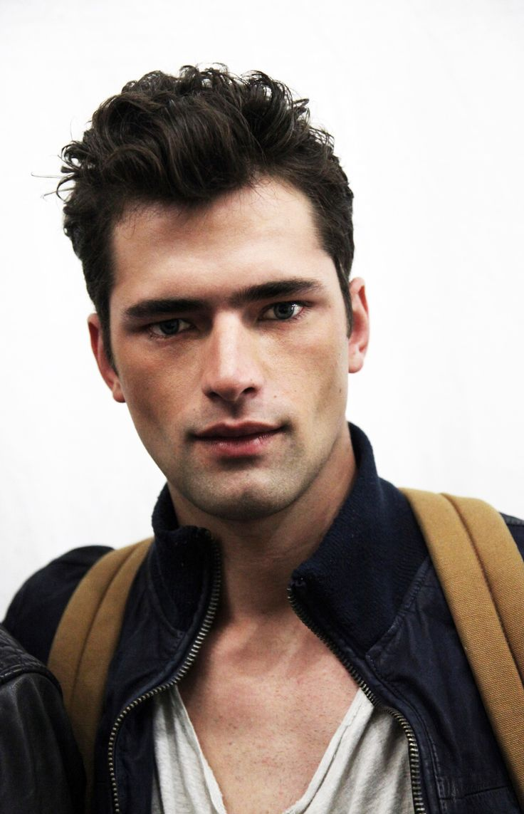 photo Sean O'Pry For HM: Winter Knits