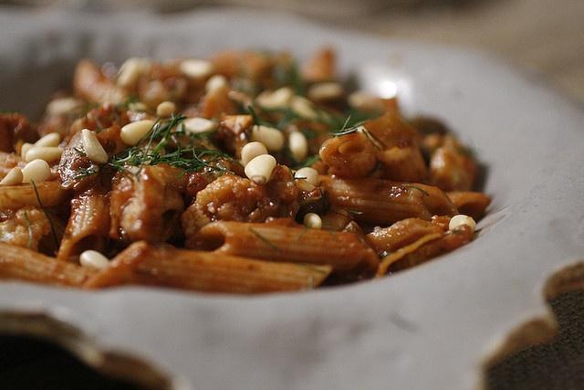 Mushroom Fennel Ragu | Main Course Food/Recipes | Pinterest