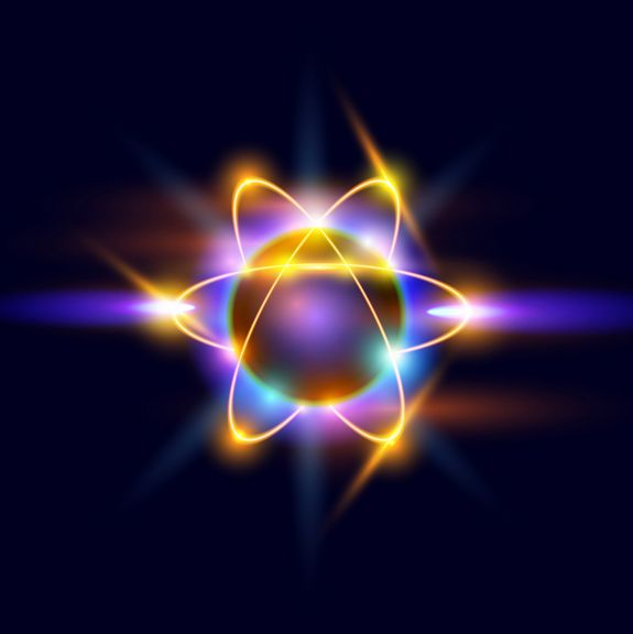Particles Walk Through Walls While Physicists Watch.  Clara Moskowitz, LiveScience senior writer, 'Electrons bound to an atom can sometimes escape, even if they lack the requisite energy, through a phenomenon known as quantum tunneling'.