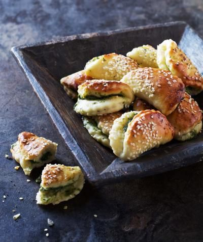 Delicious Knishes from Jewish Traditional Cooking by Ruth Joseph ...