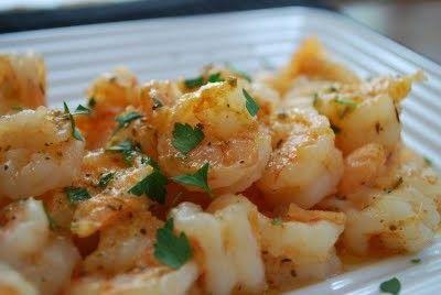 Quick & Easy: Spicy Sauteed Garlic Shrimp