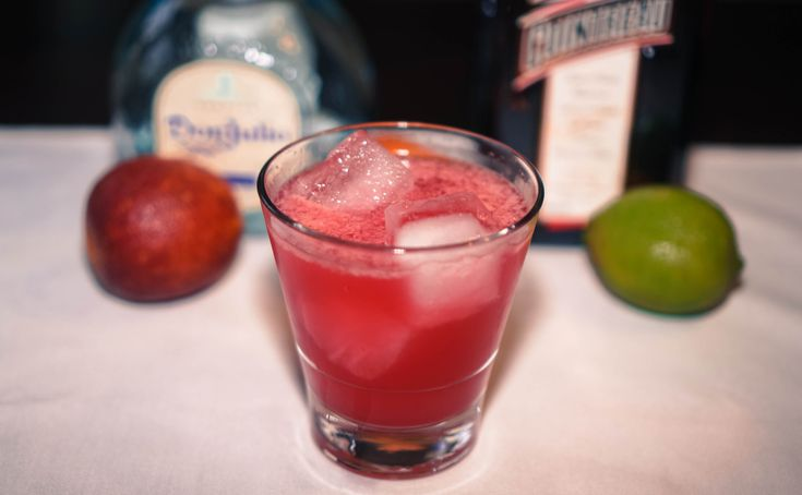 Blood Orange Margarita | Beverages. Adult and otherwise. | Pinterest