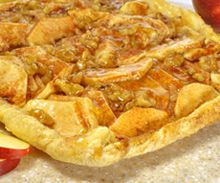 apple pie consider an open face apple pie try this great c amp h ...