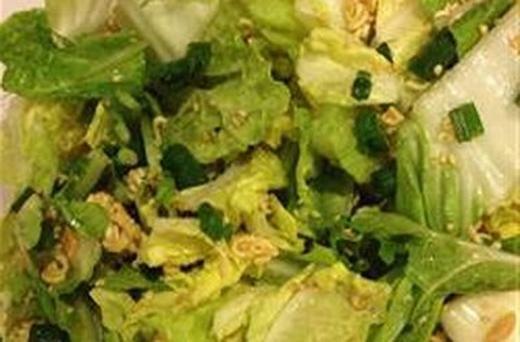 Million Dollar Chinese Cabbage Salad | Delicious | Pinterest