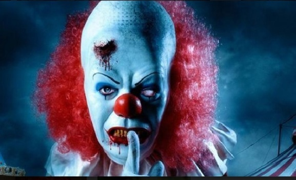 Shhhhhh. | Scary Clowns | Pinterest
