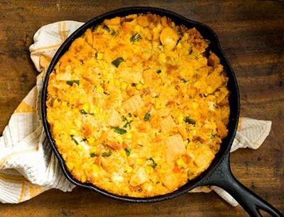 tamale cornbread dressing...Brilliant!! | cucina | Pinterest